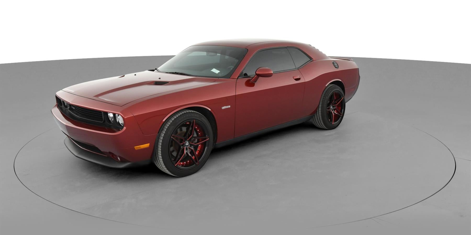 2014 Dodge Challenger Sxt 100th Anniversary Edition Coupe 2d For Sale Carvana