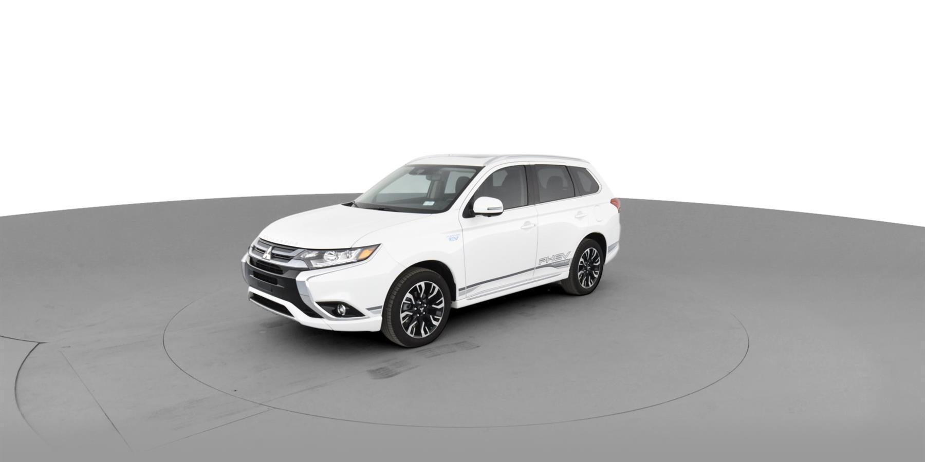 2018 Mitsubishi Outlander Phev Gt Sport Utility 4d For Sale Carvana