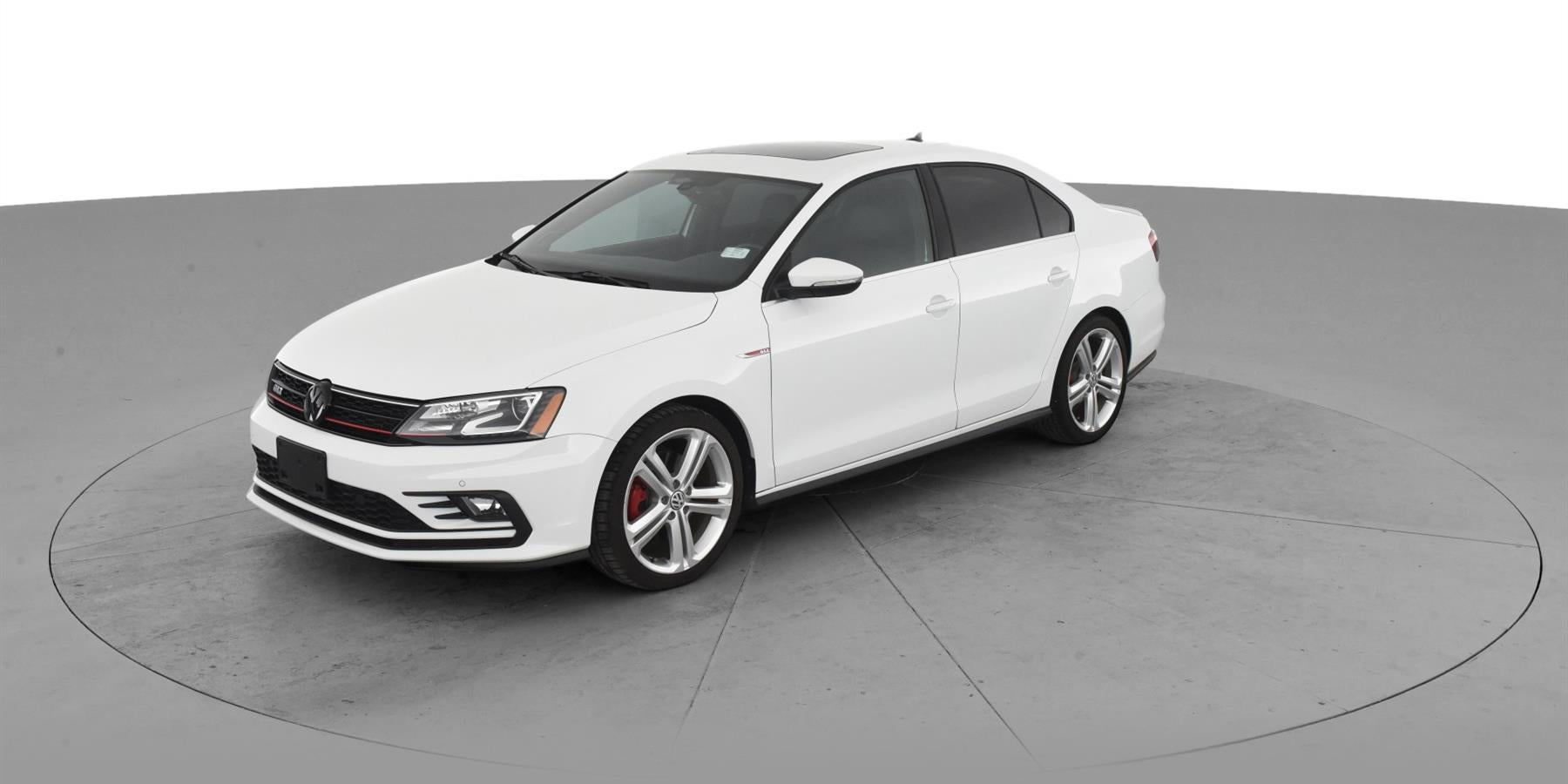 2016 Volkswagen Jetta 2 0t Gli Sel Sedan 4d For Sale Carvana
