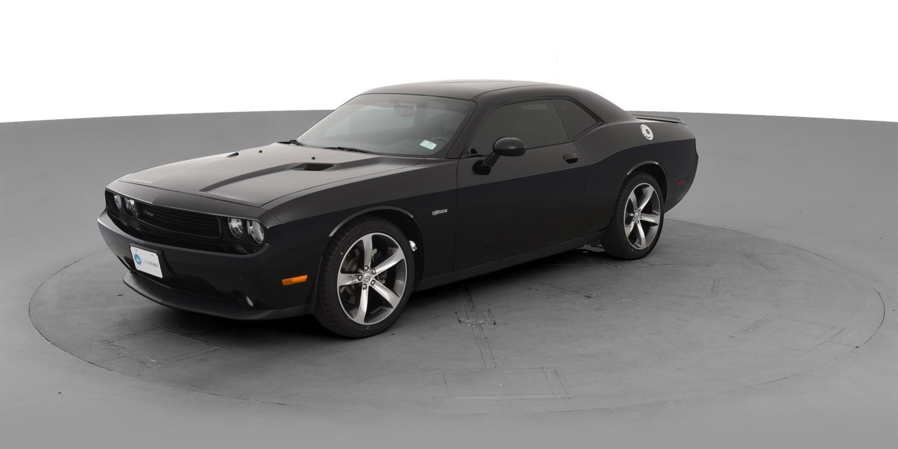 2014 Dodge Challenger Sxt Coupe 2d For Sale Carvana