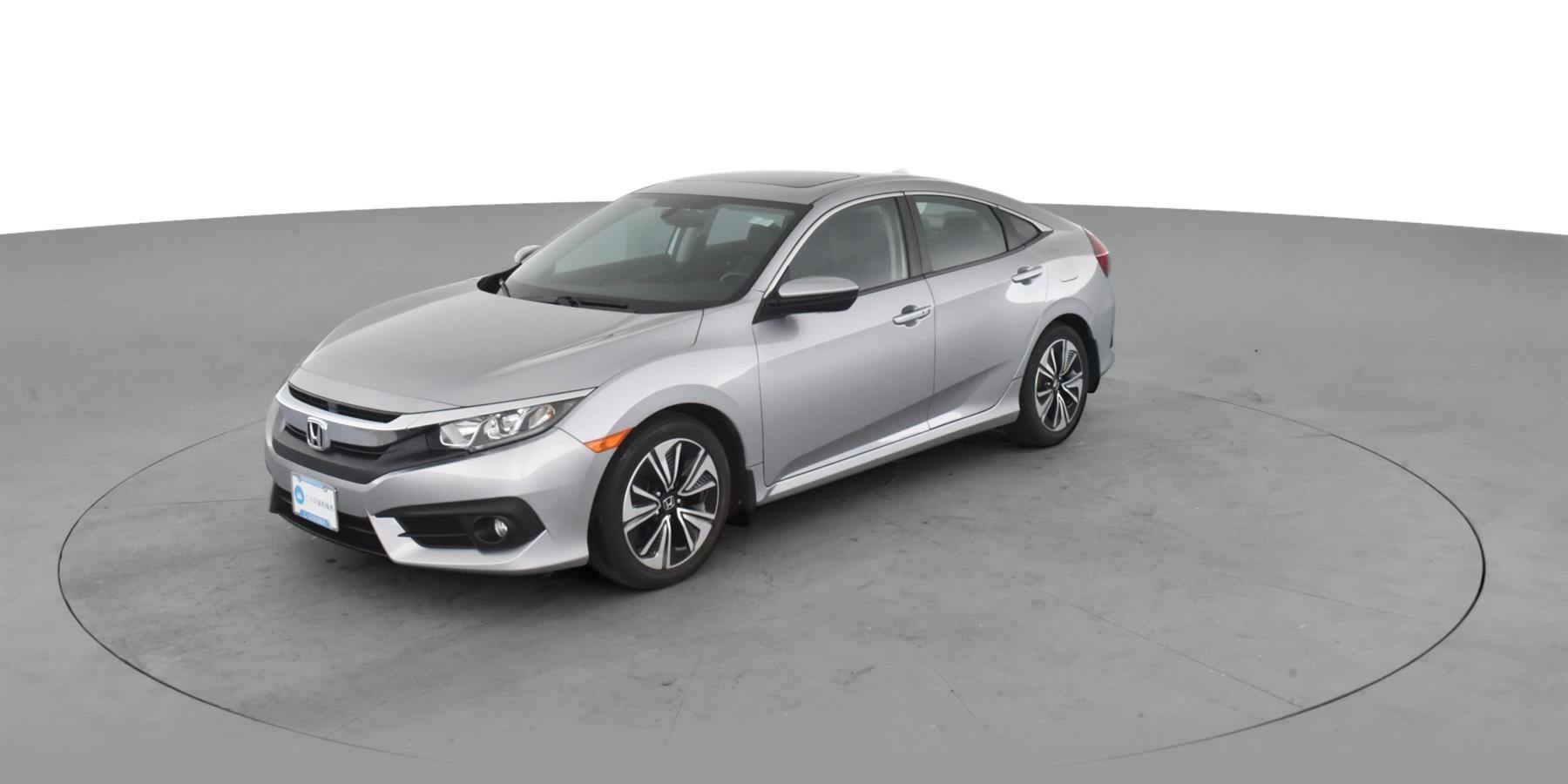 Used 2016 Honda Civic Carvana