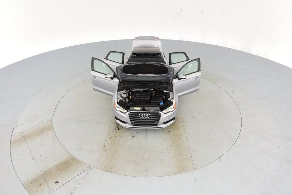 2016 GGBAILEY D51357-F1A-GY-LP Custom Fit Car Mats for 2015 2017 Audi A3 Convertible Grey Loop Driver /& Passenger Floor